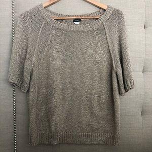 J.Crew short sleeve knit